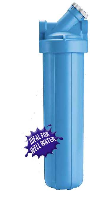 Omni Filters Bf35 Whole House Extra Large Capacity Water