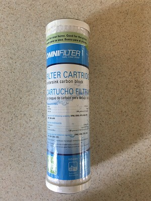 CB1 Series B Filter Cartridge - Cosmetic Defect
