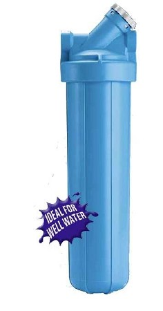 "Omni BF55 20"" Opaque Whole House Water Filter"