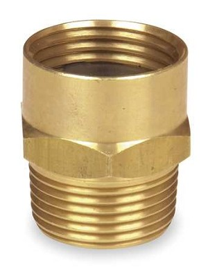 "3/4"" Garden Hose Female to Water Filter Adapter Male"